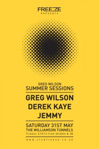 Review of Summer Sessions Williamson Tunnels