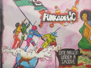Funkadelic – One Nation [Derek Kaye Rework]
