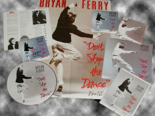 Bryan Ferry – Don't Stop The Dance [Greg Wilson & Derek Kaye Remix]